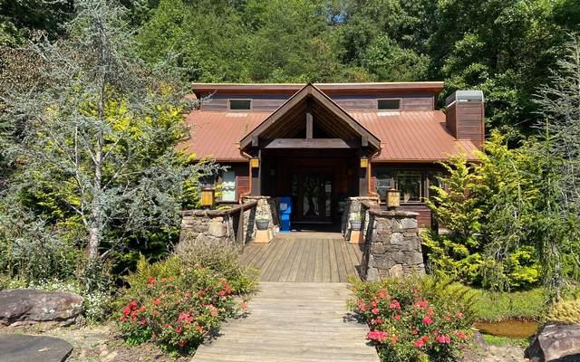 661 Appalachian Highway, Blue Ridge, GA 30513 (MLS #310546) :: RE/MAX Town & Country