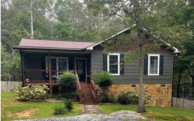 170 Sanders Road, Blue Ridge, GA 30513 (MLS #310560) :: RE/MAX Town & Country
