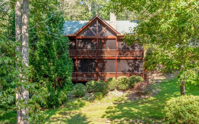 143 Walker Range Rd, Mineral Bluff, GA 30559 (MLS #310590) :: RE/MAX Town & Country