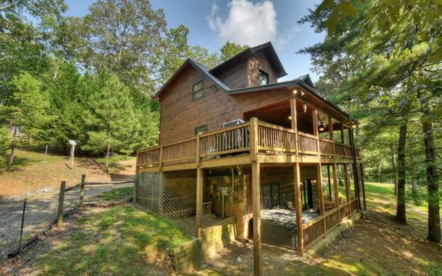 234 Old Indian Trail, Blue Ridge, GA 30513 (MLS #310600) :: RE/MAX Town & Country
