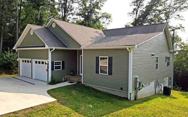 124 Hunter Lane, Blue Ridge, GA 30513 (MLS #310605) :: RE/MAX Town & Country