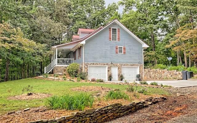 5700 Tails Creek Rd, Ellijay, GA 30540 (MLS #310630) :: RE/MAX Town & Country