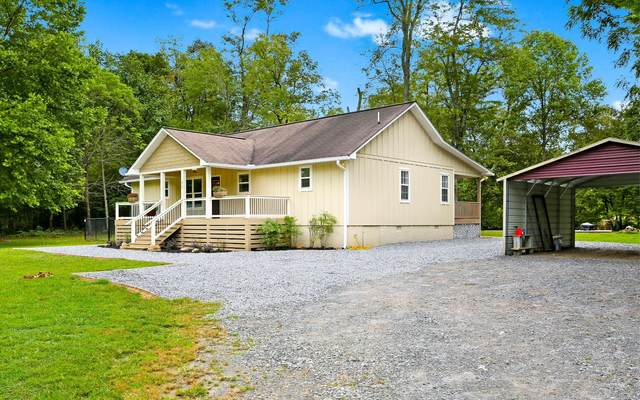 17 Tusquittee Valley Ln, Hayesville, NC 28904 (MLS #310645) :: Path & Post Real Estate