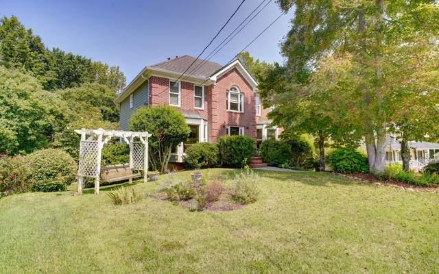 416 Wood Branch Street, Woodstock, GA 30188 (MLS #310725) :: Path & Post Real Estate