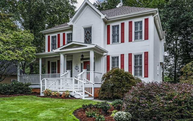 1161 Arborhill Drive, Woodstock, GA 30189 (MLS #310734) :: Path & Post Real Estate