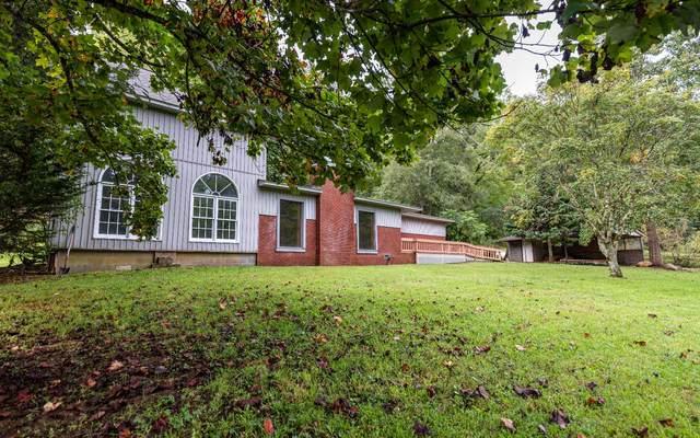 1461 Qualla Road, Hayesville, NC 28904 (MLS #310744) :: Path & Post Real Estate