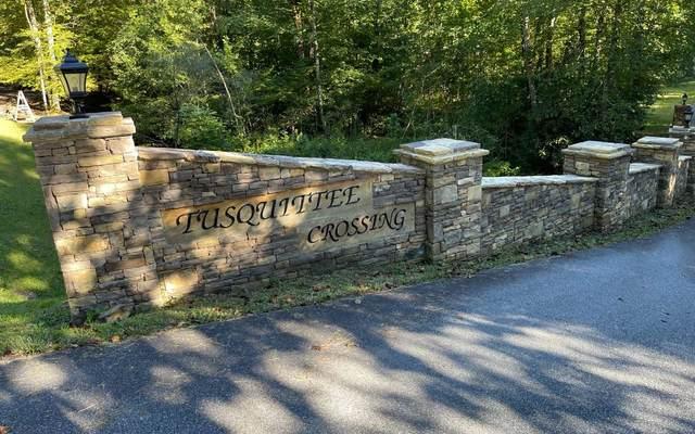 Tusquittee Crossing, Hayesville, NC 28904 (MLS #310756) :: Path & Post Real Estate