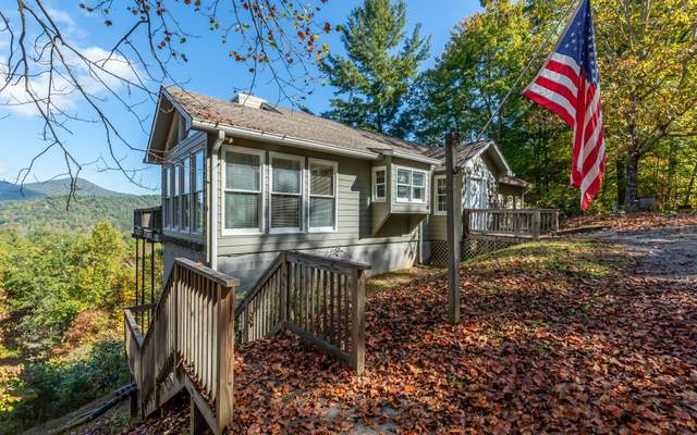 995 Glassy Mountain Rd, Hiawassee, GA 30546 (MLS #311351) :: Path & Post Real Estate