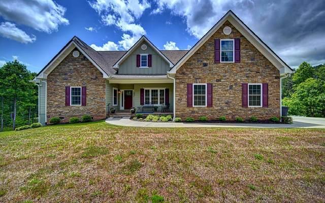 498 Stables Loop, Blairsville, GA 30512 (MLS #311459) :: Path & Post Real Estate