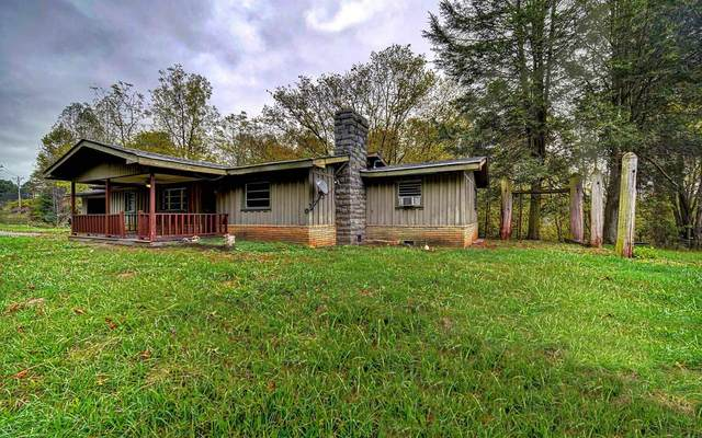 154 Shoe Factory Rd, Blairsville, GA 30512 (MLS #311475) :: RE/MAX Town & Country