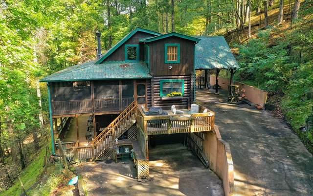 1315 Walnut Ridge, Ellijay, GA 30536 (MLS #311476) :: Path & Post Real Estate