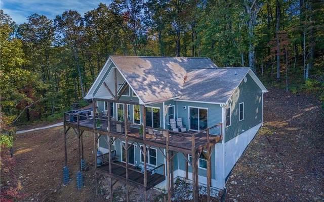 191 Rimrock Road, Jasper, GA 30143 (MLS #311489) :: Path & Post Real Estate