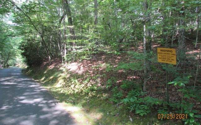 Penland Trail, Hayesville, NC 28904 (MLS #311496) :: RE/MAX Town & Country
