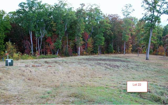 LT22 Jack Groves Lane, Hayesville, NC 28904 (MLS #262877) :: Path & Post Real Estate