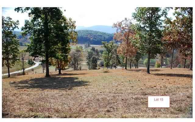 LT15 Jack Groves Lane, Hayesville, NC 28904 (MLS #262884) :: Path & Post Real Estate
