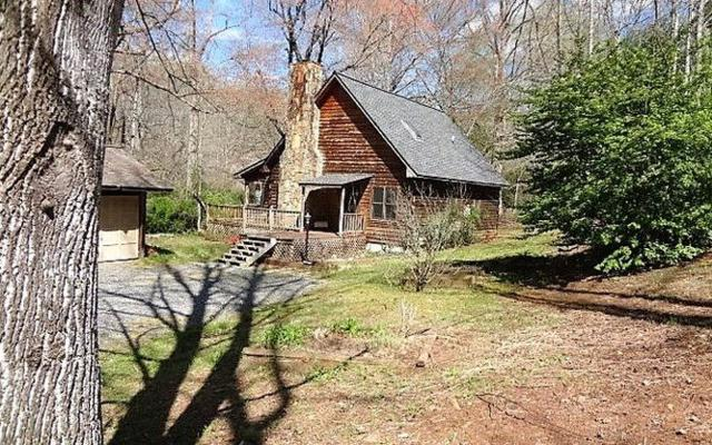 201 Eagle Fork Road, Hayesville, NC 28904 (MLS #266789) :: RE/MAX Town & Country