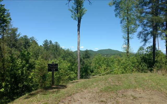 LT 17 Point Overlook Trail, Murphy, NC 28906 (MLS #267261) :: Path & Post Real Estate