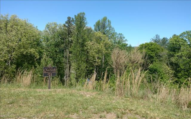 LT 21 Point Overlook Trail, Murphy, NC 28906 (MLS #267262) :: Path & Post Real Estate