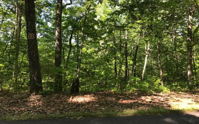 LT 12 Chatuge Crest, Hayesville, NC 28904 (MLS #267424) :: Path & Post Real Estate