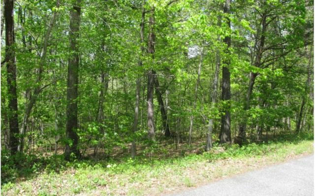 #87 Dogwood Circle, Young Harris, GA 30582 (MLS #267541) :: RE/MAX Town & Country