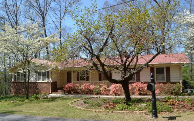 291 Dogwood Drive, East Ellijay, GA 30540 (MLS #268779) :: RE/MAX Town & Country