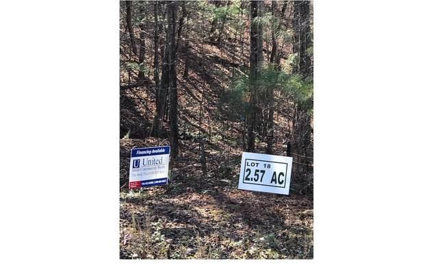LT 18 Winding Brook, Morganton, GA 30560 (MLS #269663) :: Path & Post Real Estate