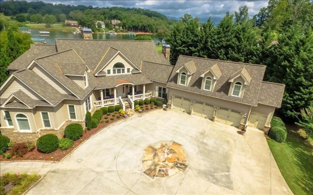1901 Russell Manor Drive, Hiawassee, GA 30546 (MLS #270047) :: RE/MAX Town & Country