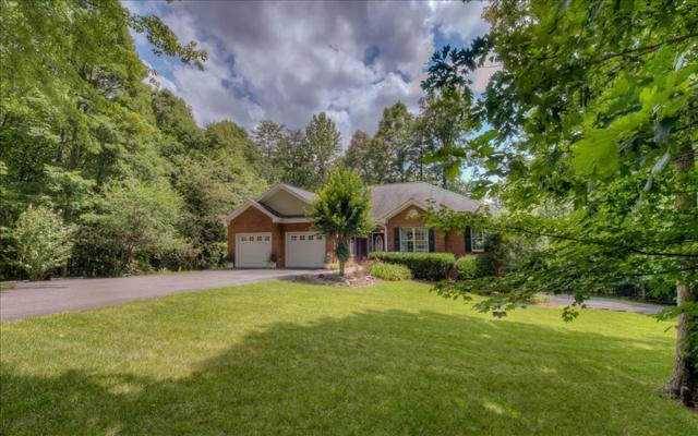 4312 Spring Cove Lane, Young Harris, GA 30582 (MLS #270086) :: RE/MAX Town & Country