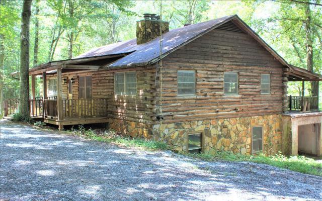 964 Hidden Valley Dr, Morganton, GA 30560 (MLS #270986) :: RE/MAX Town & Country