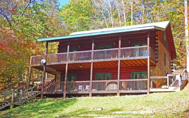 43 Navajo Trail, McCaysville, GA 30555 (MLS #271215) :: RE/MAX Town & Country
