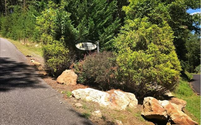 L 20 Hidden View, Blairsville, GA 30512 (MLS #272017) :: RE/MAX Town & Country