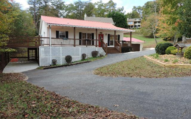 590 Sunnyside Shores Rd, Hiawassee, GA 30546 (MLS #272927) :: RE/MAX Town & Country