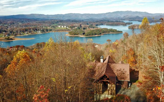 3060 Chatuge Overlook, Hiawassee, GA 30546 (MLS #273370) :: RE/MAX Town & Country