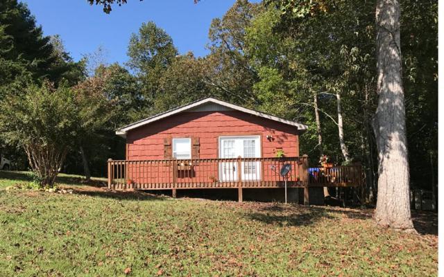 395 Paradise Lane, Blairsville, GA 30512 (MLS #276797) :: RE/MAX Town & Country