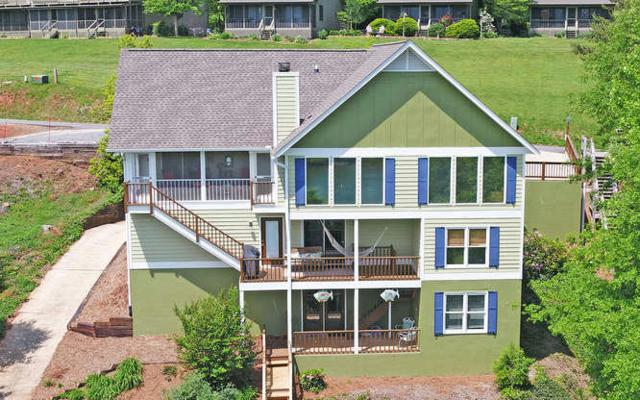 113 Tranquil Cove Rd, Hayesville, NC 28904 (MLS #277005) :: RE/MAX Town & Country