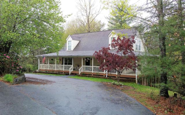 18 6 POINT TRAIL, Blairsville, GA 30512 (MLS #277254) :: RE/MAX Town & Country