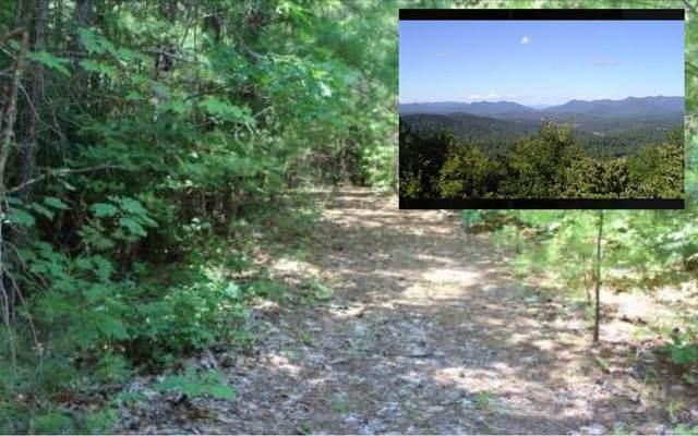 LOT 8 Yellow Mountain, Blairsville, GA 30512 (MLS #277313) :: Path & Post Real Estate