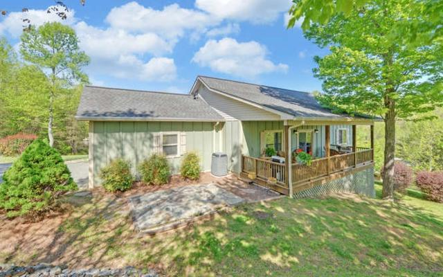195 Hollyberry Branch, Hayesville, NC 28904 (MLS #277335) :: RE/MAX Town & Country