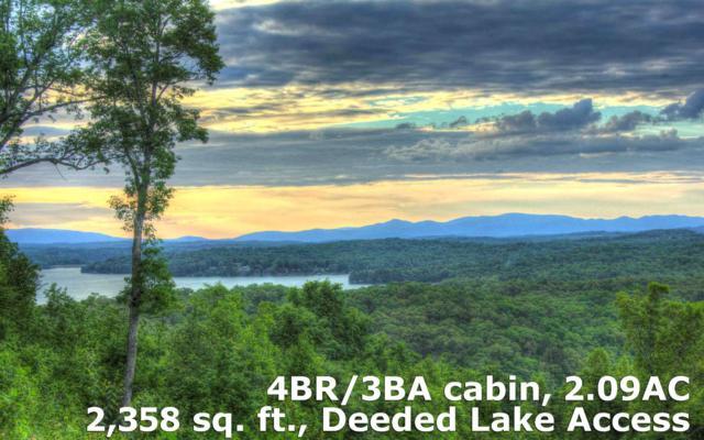 362 Antioch Cemetery Rd, Morganton, GA 30560 (MLS #277928) :: RE/MAX Town & Country