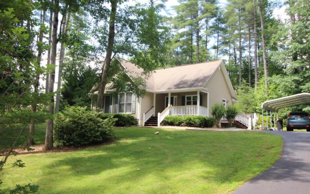 2604 Hi Ridge Rd., Hiawassee, GA 30546 (MLS #278052) :: RE/MAX Town & Country