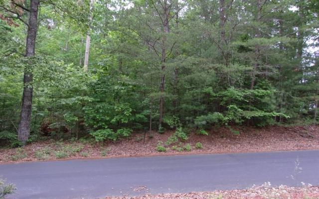 LOT 3 Timber Gate Trail, Blairsville, GA 30512 (MLS #278287) :: RE/MAX Town & Country