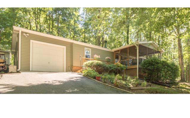 185 Bass Ridge, Blairsville, GA 30512 (MLS #280428) :: RE/MAX Town & Country