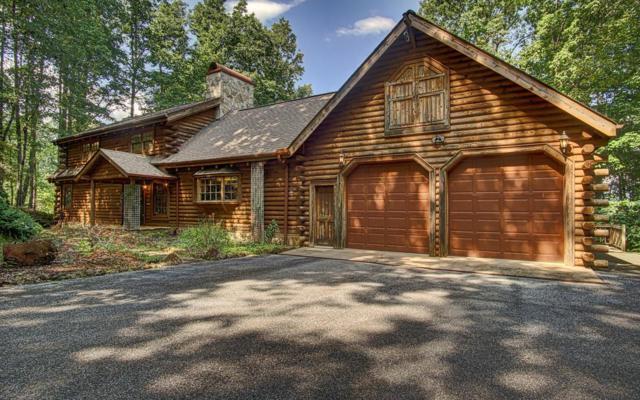 849 Frog Pond Road, Hiawassee, GA 30546 (MLS #282130) :: RE/MAX Town & Country
