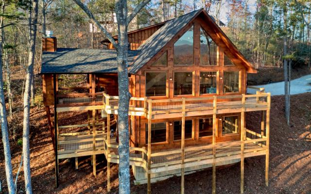 LT 23 Raccoon Ridge, Blue Ridge, GA 30513 (MLS #283606) :: RE/MAX Town & Country