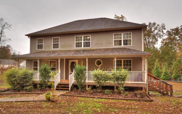 1404 Dalrymple Circle, Ellijay, GA 30540 (MLS #283699) :: RE/MAX Town & Country