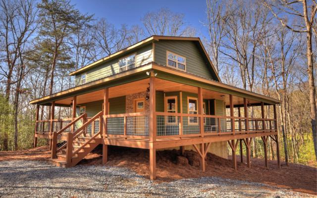 57 Gold Creek Dr, Blairsville, GA 30512 (MLS #284197) :: RE/MAX Town & Country