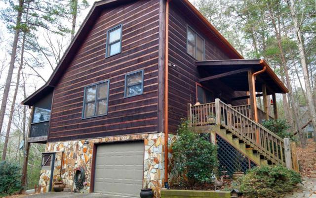 132 Seneca Drive, Ellijay, GA 30540 (MLS #284235) :: RE/MAX Town & Country
