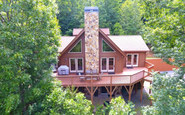 241 Beach Mountain Drive, Hayesville, NC 28904 (MLS #285180) :: RE/MAX Town & Country