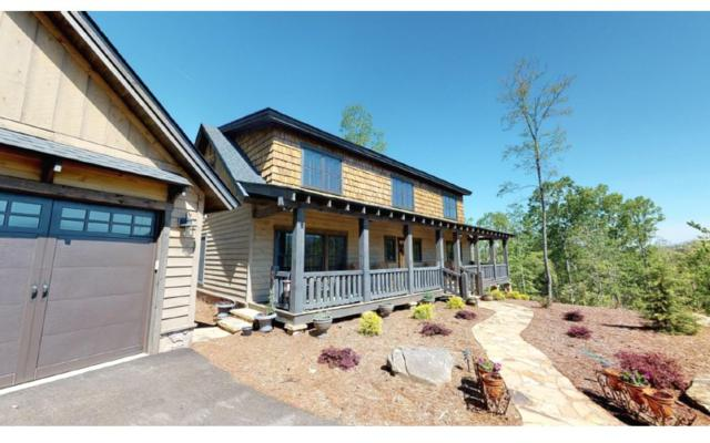 136 Painters Trace, Ellijay, GA 30536 (MLS #285834) :: RE/MAX Town & Country