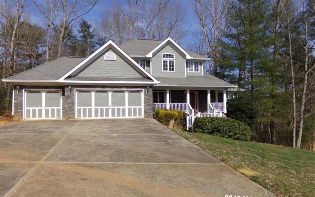 606 The Oaks Drive, Ellijay, GA 30540 (MLS #285856) :: RE/MAX Town & Country